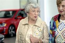 "Sassy siblings ""Golden Sisters"" return for Volkswagen sales event"