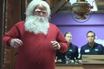 FedEx spot reveals Santa's true gift delivery methods