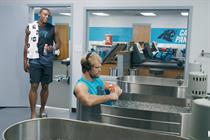 Athletes show a less serious side in new Gatorade Recover series