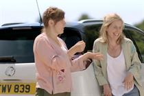 """Vauxhall """"Pyjama mamas uncut"""" by The Outfit and The Story Lab"""