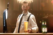"Peroni Nastro Azzurro ""The taste"" by M&C Saatchi"
