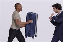 """Samsonite """"The serious traveller"""" by The Full Service"""