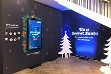 Action for Children opens 'Secret Santa' pop-up store