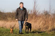 Obituary: Adrian Burder, Dogs Trust