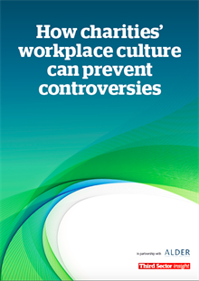 How Charities' Workplace Culture Can Prevent Controversies: expert report