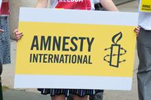 Union to ballot members over industrial action at Amnesty International