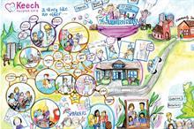 Third Sector Awards 2015: Annual Report - Winner: Keech Hospice Care