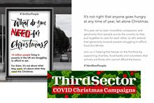 Christmas fundraising series: Crowdfunding a festive feast