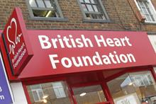 British Heart Foundation shops report record sales as lockdown eases