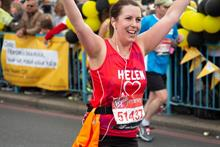 New London Marathon charity partner hopes to raise £3m from next year's event
