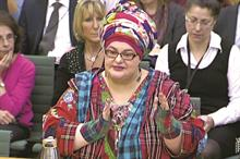 Eyewitness: Kids Company chiefs get a grilling from MPs