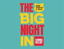 Comic Relief and Children In Need to join forces for Big Night In TV fundraiser