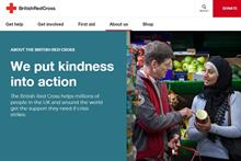 British Red Cross bucks trend with rising fundraised income