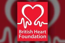 Income at the British Heart Foundation reaches £170m