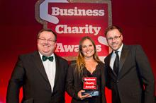 Investec crowned Business of the Year at Business Charity Awards