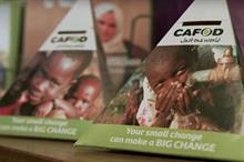 Cafod suspended from international beneficiary-protection scheme