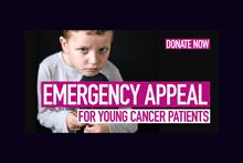 Clic Sargent latest charity to set up emergency appeal