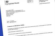 Five firms run by disqualified fundraiser file to close