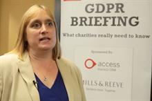 Watch: GDPR tips for the sector