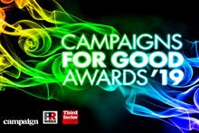 Shortlists announced for Campaigns for Good awards