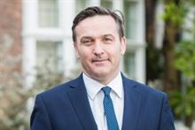 Campbell Robb appointed chief executive of Nacro