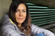 Celebrities: Julia Bradbury raises awareness for the homeless