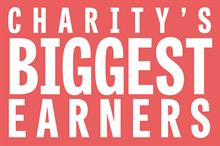 Charity pay study 2021: The biggest earners