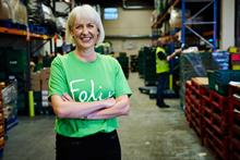 Former UK Youth chief to take up top job at food redistribution charity