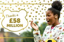 BBC Children in Need total down by more than £2m on previous year