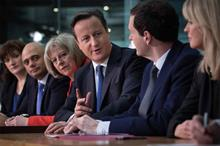 Tories promise to build on big society in general election manifesto