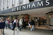 Debenhams raised £2m for Help for Heroes in four years
