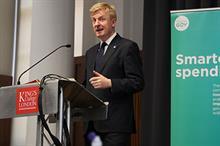 Government promises more small charity involvement in commissioning