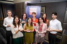 Enter the Fundraisers: The New Generation awards