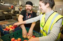 Third Sector Awards 2017: Charity of the Year - FareShare