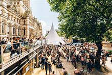 What is it like to work at Manchester International Festival?