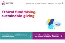 Income at Fundraising Regulator up by 28 per cent