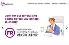 Report urges Fundraising Regulator to raise awareness of its existence