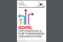 IoF updates guide to GDPR for fundraisers