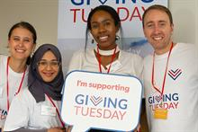 Charities gear up for Giving Tuesday