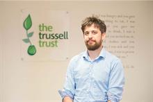 What is it like to work in the policy, external affairs and research team at the Trussell Trust?