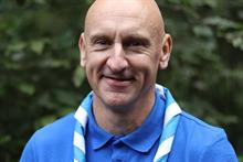 Man works his way up to the top job at Scouts Scotland after 20 years