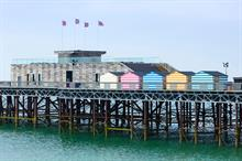 Hastings Pier sold after charity owner went into administration