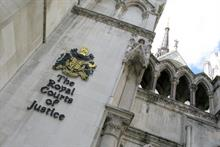 Charity receives £50k payment from The Times after High Court libel claim