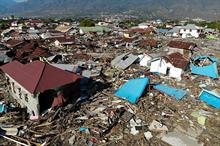 Disasters Emergency Committee begins Indonesia Tsunami Appeal