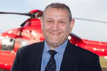 Fundraiser of the Week: Jason Levy of Midlands Air Ambulance Charity
