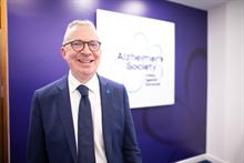 Jeremy Hughes to step down from the Alzheimer's Society