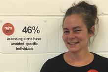 Kerri Swindells: How digital technology is saving the lives of sex workers