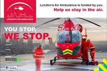 London's Air Ambulance launches digital campaign for National Air Ambulance Week