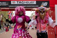 Virgin Money London Marathon: in pictures