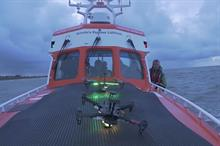 Lifeboat service to use donated drones to help rescue people at sea